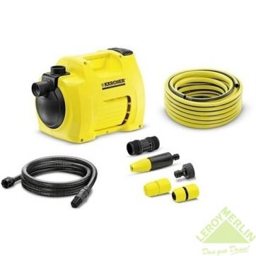 Насос садовый Karcher BP 3 Garden Set Plus  насос для сада karcher bp 3 garden