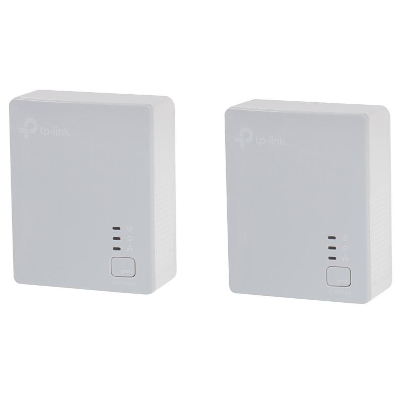Адаптер Powerline TL-PA4010KIT TP-Link