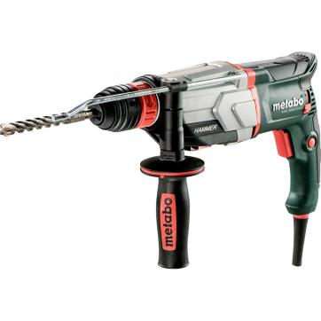 Перфоратор Metabo KHE2660, SDS-plus, 850 Вт, 3 Дж перфоратор khe 2444 606154000 800 вт 2 3 дж патрон sds plus metabo метабо