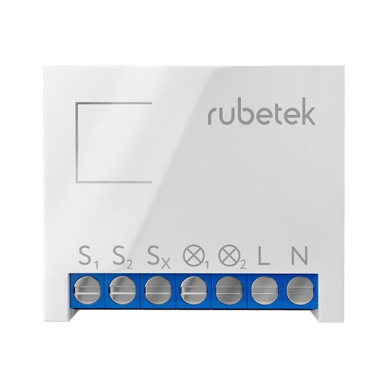 Блок управления двухканальный Rubetek RE-33312 WiFi