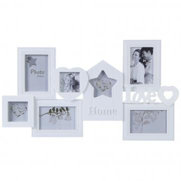 Фото - Фотосет на 7 фотографий HOME LOVE 8111 home decor love printed wooden board diy hanging calendar