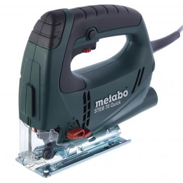 фото Лобзик metabo steb 70 quick, 570 вт